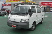 2005 NISSAN VANETTE/Van/RHD/32300km/Gas/Petrol/White Used car