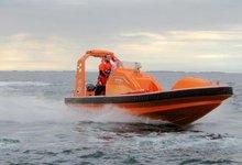 7.2m SOLAS fast rescue boat