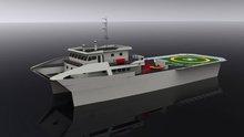 53m crew boat