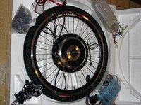 Electric bicycle hub motor