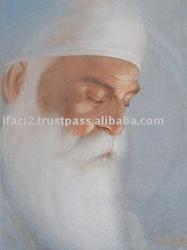 painting of gurunanak dev ji