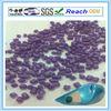 Transparent pvc compound with fragrance