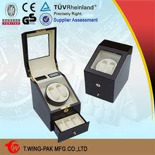 2012 new style fashion watch winder box name brand wrist watch