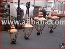 Copper Head Lantern