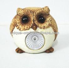 Lovely owl figurine