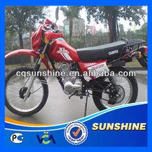 Chongqing Zongshen Engine Electric Start 125CC Dirt Bike for Sale Cheap (SX125-GY)