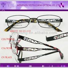 2013 trendy glasses optical frames for girls