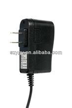 wall plug switching ac adapter 9v 500ma 12v 1000ma