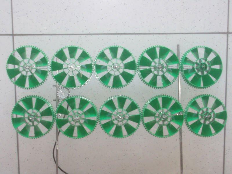 Micro Wind Turbines Set Photo, Detailed about 10 Micro Wind Turbines ...
