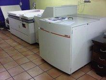 AGFA PALLADIO COMPUTER TO PLATE MACHINE