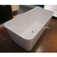 gel coat bathtub/acrylic resin bath tub