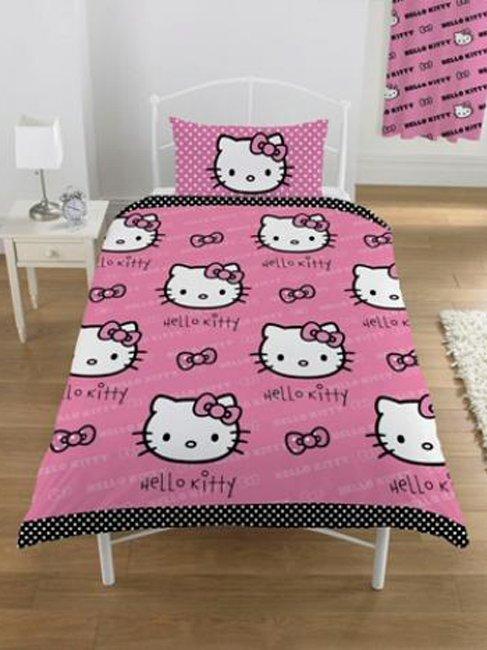 hello kitty bedroom stuff. Hello Kitty Duvet Covers