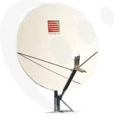Prodelin Satellite Antenna 1.2 mts
