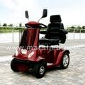 سكوتر الكهربائية المعاقين، تعطيل سيارة، كرسي متحرك dl24800-3 سيارة ذات عجلات كبيرة