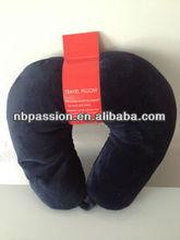 U Shaped Micro Bead Horseshoe Neck Support Travel Pillow