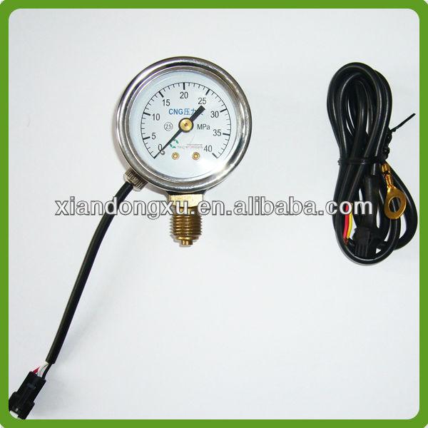 Optical Auto Vehicle Pressure