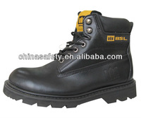 High quality steel toe safety shoes