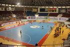 Factory Price Popular Multi-use Excellent modular tile Suspended Indoor PP Interlocking Plastic mats Sports Futsal Flooring