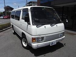 Nissan Homy Van (5MT, Diesel, 4WD)