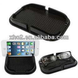 Hot selling Universal Mobile Phone Car Rubber Smart Non-slip Stand Holder