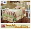 2013 modern children metal bed, bed manufacturer (B-54) simple kid bed