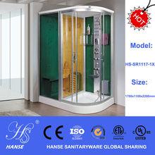 Hot sale style sauna and steam combined room/seks sauna room HS-SR1117-1X
