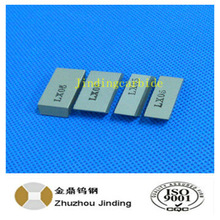tungsten carbide inserts for cutting clothes' button