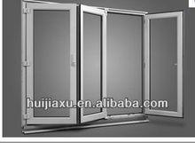 aluminum folding glass door,aluminium thermal break folding door
