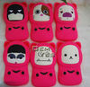 Cartoon Doll Silicone Mobile Phone Case For Samsung Galaxy S3 i9300