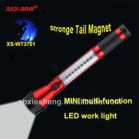Multi-function police flashlight