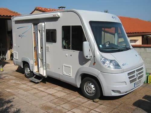 CITY camper van full CV 57 P