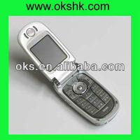 V600 original quad band flip cell phone
