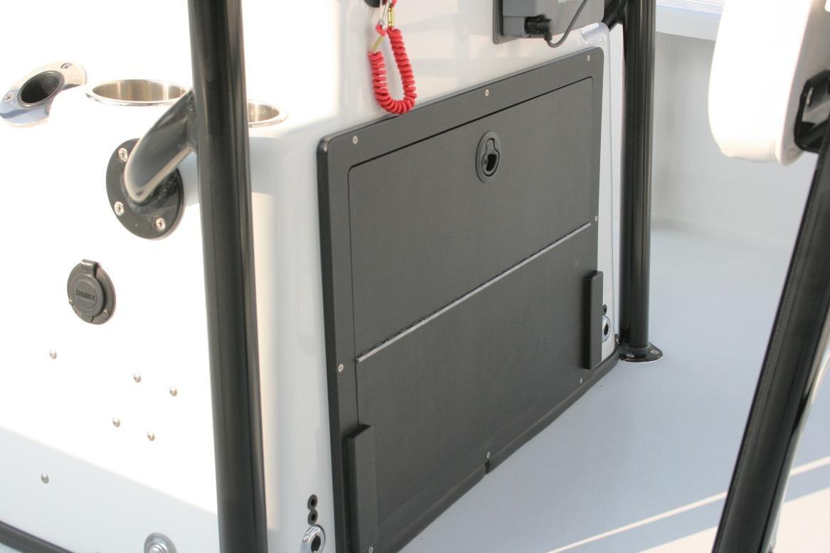 Boat Access Door