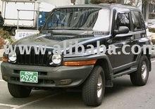Ssangyong Korando Jeep 2000