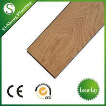 Factory hot selling anti-slip waterproof pvc click plus laminate flooring