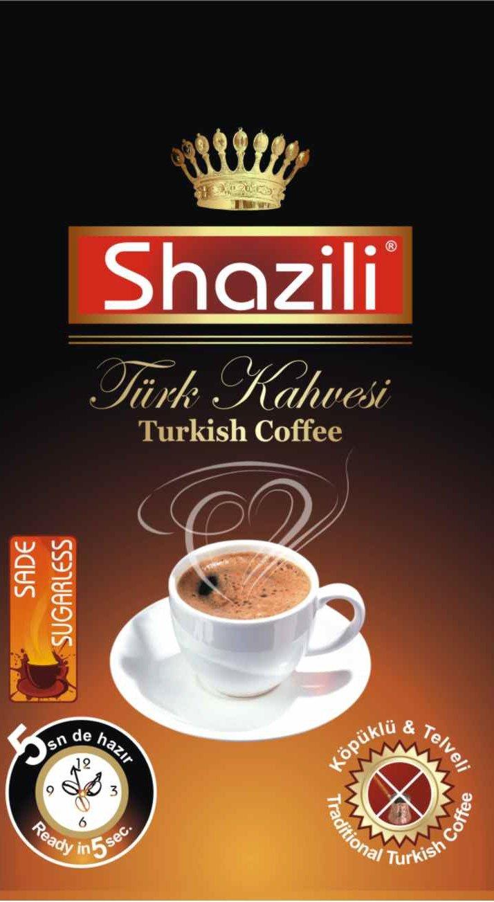 Turkish coffee instant