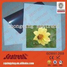 Self-adhesive inkjet printable magnetic matte paper for Canon printer