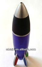funny rocket shaped pen