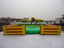 inflatable mechanical bull