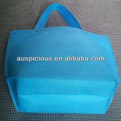 Pure color Non woven shopping bag