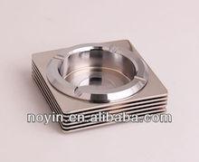 Multi-layers zinc alloy ashtray for decoration ,promotion gift /car ashtray ,luxury hotel ashtray