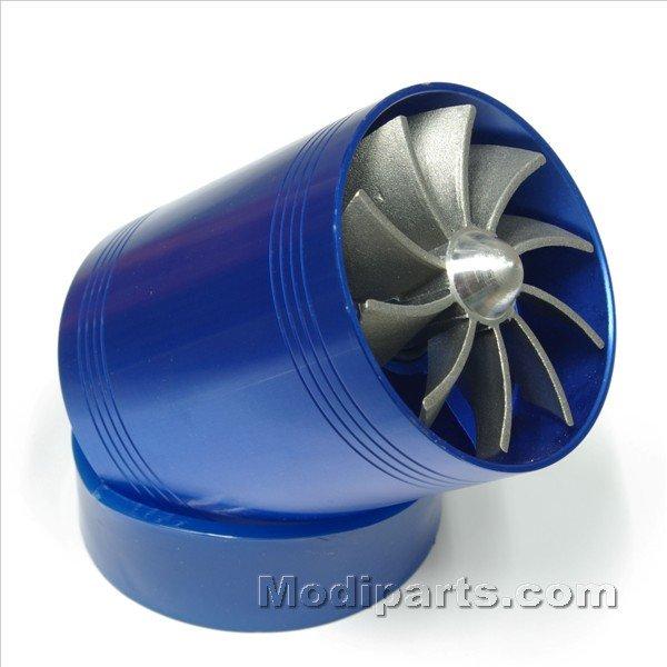 Super spiral turbo ventilator - type simota