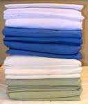 "Grey Woven Cotton Fabrics 125"" airjet loom"