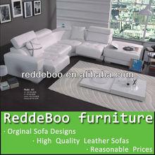 2013living room new design modern sectional sofa & modern fabric sectional sofa pillow 441