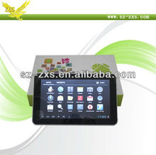 Zhixingsheng android 4.0 computer tablet mid/replacement screen for android tablet/ 9 inch tablet pc A13-9