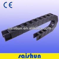 Flexible engineer cnc machine nylon cable chain