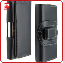 Holster Leather Flip Case with Belt Clip for iphone 5
