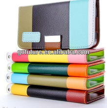 for iPhone 4 case / leather case for iPhone 4 / for iPhone 4s case