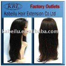 2013 Cheap 100% brazilian human hair,malaysian hair full lace wigs
