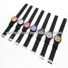 Fashion sport quartz watch, Silicone wristband watch,japan move big size WH1252